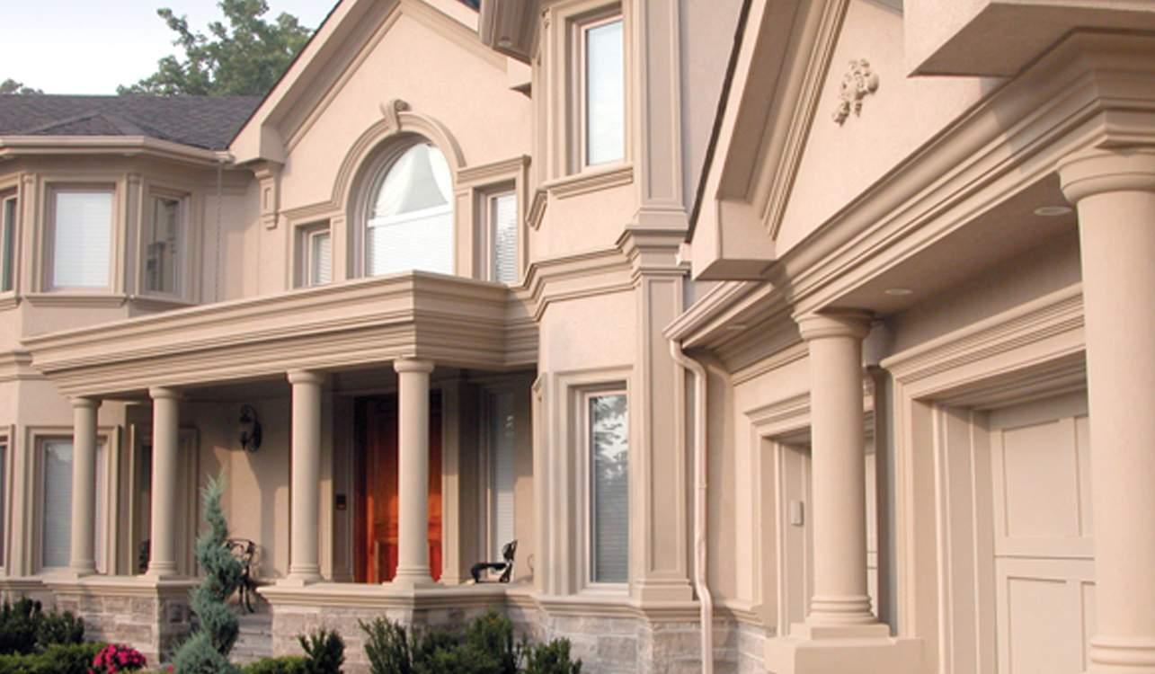 exterior stucco toronto