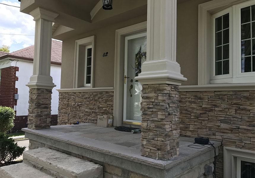 exterior stucco repair toronto