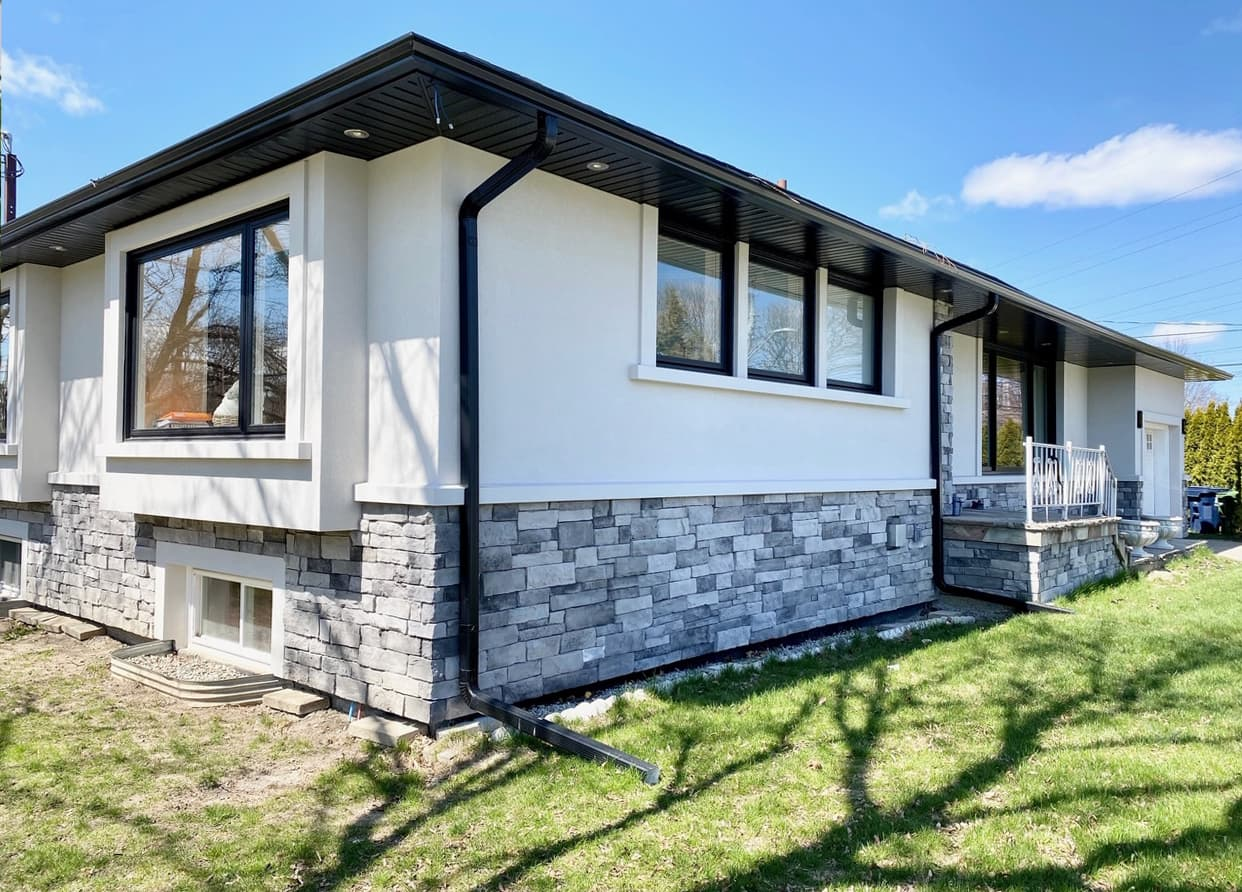 exterior stucco textures