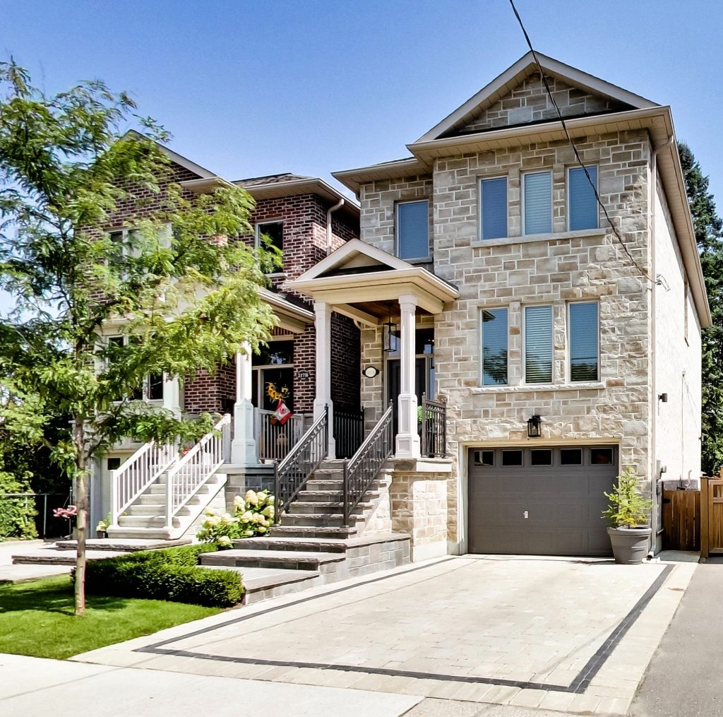 Stone Siding by Exterior by Design