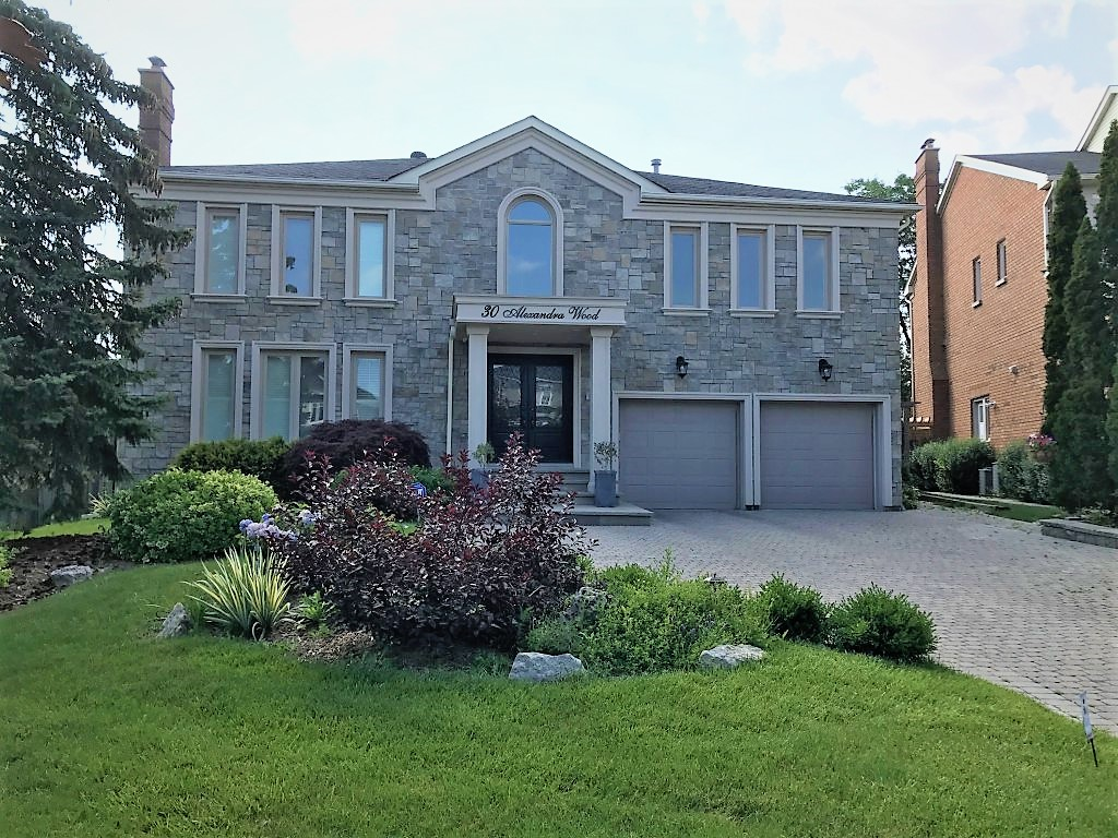 Thornhill Custom Home Stucco Installation Project